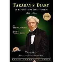 【预订】Faraday's Diary of Experimental Investigation - 2nd Edi