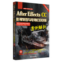 After Effects CC 影视特效与电视栏目包装案例解析(配光盘)