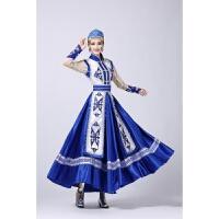 2018082349576082018 新款2018长裙袍新款少数民族蒙古族服装女内蒙舞蹈表演舞演出服饰时尚潮流