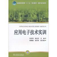 应用电子技术实训 中国电力出版社