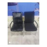 电脑椅 办公椅 会议椅座椅家用麻将椅靠背简约职员椅网椅弓形椅子 新款网面110 加强款 钢制脚