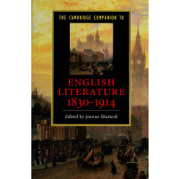 The Cambridge Companion to English Literature, 1830�C1914(IS