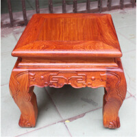 木家具沙发凳方凳换鞋凳矮凳大象款花几