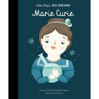 小女孩,大梦想:居里夫人 Marie Curie 英文原版 精装绘本 名人传记 Little People, Big D