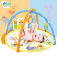 迪士尼宝宝脚踏钢琴健身架3-12个月新生婴儿玩具0-1岁