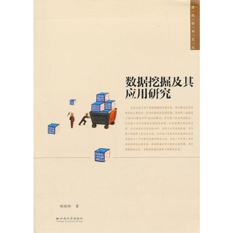 数据挖掘及其应用研究 PDF下载