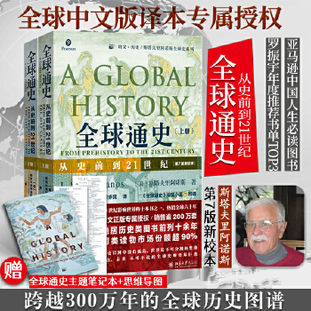 全球通史:从史前到21世纪(epub,mobi,pdf,txt,azw3,mobi)电子书