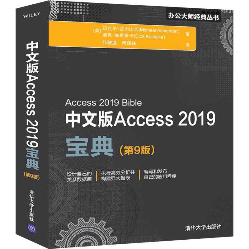 中文版Access 2019宝典(第9版) PDF下载