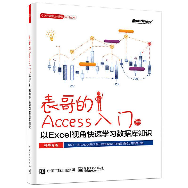 表哥的Access入门:以Excel视角快速学习数据库知识 PDF下载